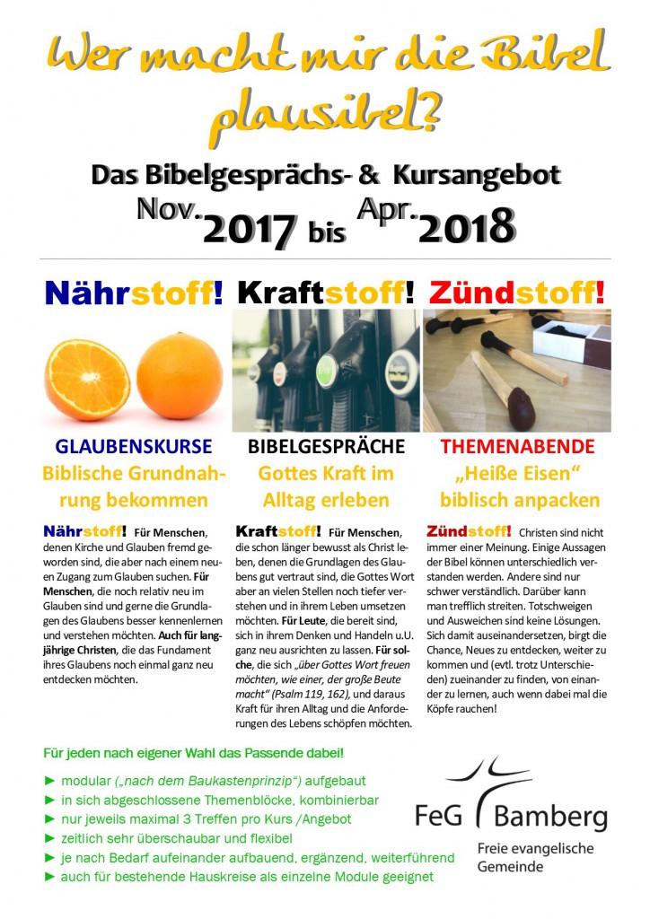 Faltblatt A3 Nähr-Kraft-Zündstoff front