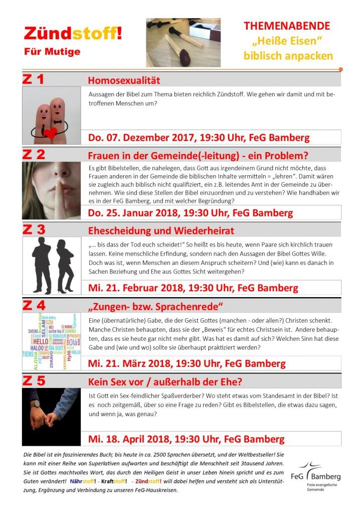 Faltblatt A3 Nähr-Kraft-Zündstoff rück